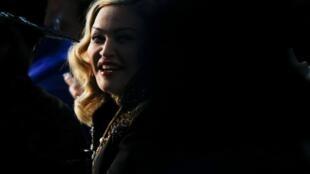 La chanteuse Madonna assiste à la 30e cérémonie annuelle de remise des prix GLAAD à New York, New York, États-Unis, le 4 mai 2019.