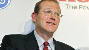 David Calhoun, ici en 2004, est depuis ce lundi 13 janvier le nouveau patron de Boeing.