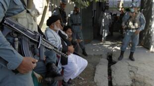Афганистан: в день голосования 18 сентября усилена охрана избирательных участков.