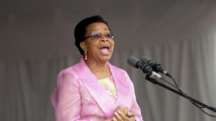 A activista social e presidente da Fundação para o Desenvolvimento da Comunidade, Graça Machel