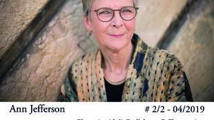 Ann Jefferson.
