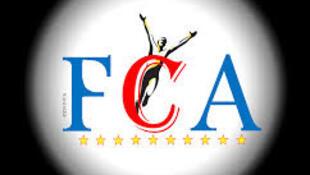 Logo da Federação caboverdeana de Atletismo
