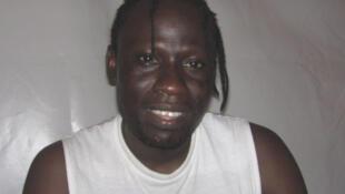 Kenyan singer Makadem