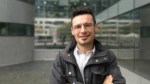 Le journaliste Julien Le Bot, auteur de «Dans la tête de Mark Zuckerberg».