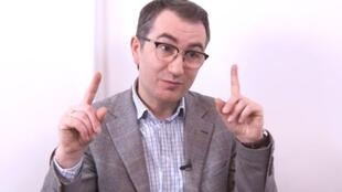 Ректор ГИТИСа и театральный критик Григорий Заславский