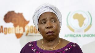 AU Comission chair Nkosazana Dlamini-Zuma
