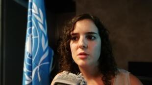 Victoria de Quadro, cientista brasileira ajuda a criar plataforma mundial sobre alimentação