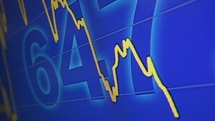 Going down - Wall Street and European markets fell on Wednesday
