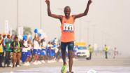 'Yan Kenya sun lashe gasar Marathon ta Lagos
