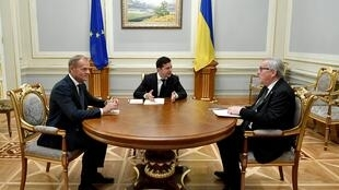 Для Владимира Зеленского этот саммит – первый в статусе президента, для Туска и Юнкера визит в Киев – последний в их статусах в системе Евросоюза