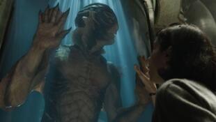 """The shape of water"" está protagonizada por Sally Hawkins."