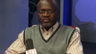 Fernando Gomes, antigo Ministro guineense do Interior.