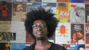 Le réalisateur malgache Laza.