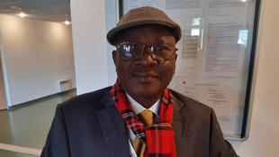 Napo Amadou, docteur vétérinaire, consultant indépendant.