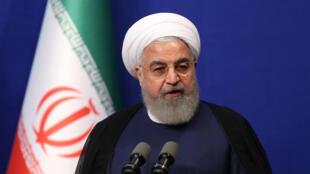 Shugaban Iran, Hassan Rohani