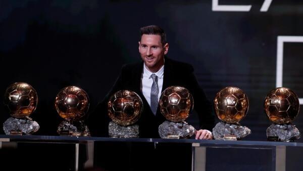 Nasarar lashe kyautar Ballon d'Or karo na 6 ga Messi ya haddasa cece-kuce