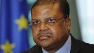 Nicolas Tiangaye, ancien Premier ministre de la République centrafricaine.