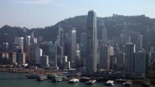 香港金融區