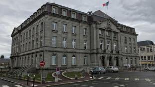 Hôtel de Ville de Gueret.