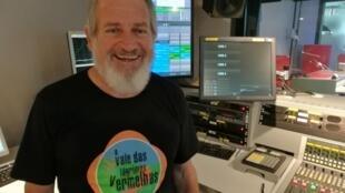 Ernesto Galiotto, ambientalista e ativista