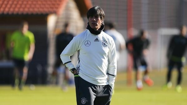 Coach Joachim Loew led Germany to the World Cup title in 2014