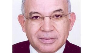 Abdelaziz Rahabi, ancien ministre algérien de la Communication et membre de différentes initiatives de l'opposition depuis 2014.
