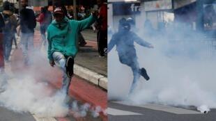 Brasil paraliza face à austeridade Temer