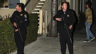 Полиция города Айла Виста (Санта Барбара)