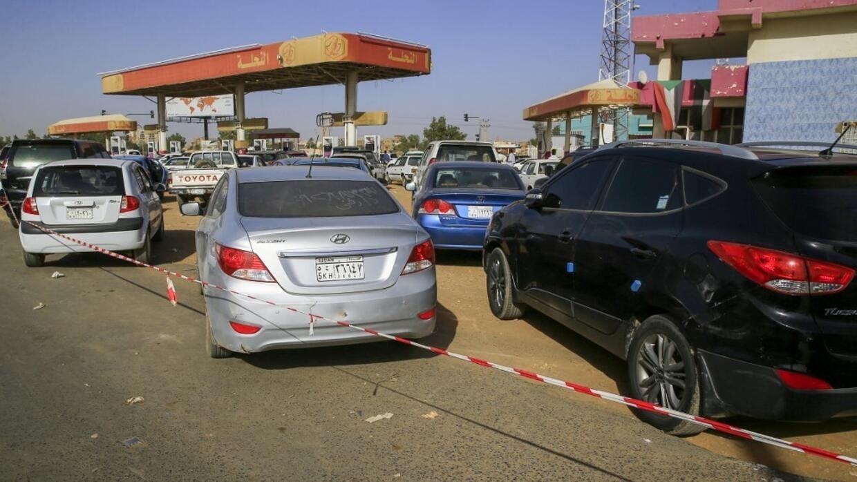 Le Soudan confronté à une pénurie d'essence