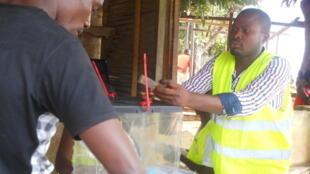 Votação em São Tomé a 17 de Julho de 2016