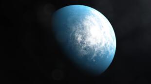 La NASA a annoncé le 6 janvier 2020 que TESS avait découvert TOI 700-d planète de la taille de la Terre dans sa zone habitable d'étoiles.