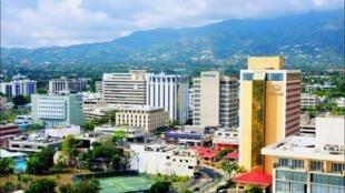 New Kingston in Jamaica