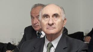 Ex-presidente da Argentina, Fernando de la Rúa, começou a ser julgado na terça-feira.