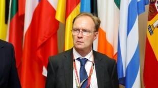 O embaixador britânico na União Europeia, Ivan Rogers, pediu demissão nesta terça-feira, 3 de janeiro de 2017.