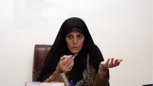 شهیندخت مولاوردی، معاون رئیس جمهوری در امور زنان