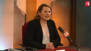 Valérie Rabault sur RFI le 13 juin 2018.