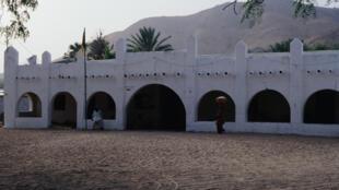 Ville de Maroua, à l'extrême nord du Cameroun.