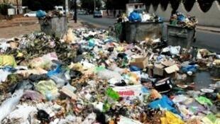 Recolha do lixo em Maputo passa a contar com plataforma de telemóveis para ajudar munícipes, foto do jornal noticias com a devida vénia