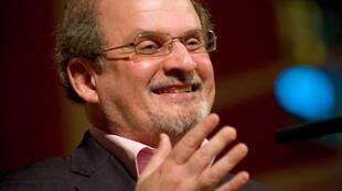 Salman Rushdie, le 30 juin 2008.