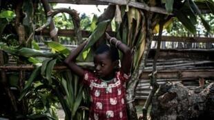 Mtoto katika mkoa wa Kasai
