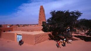 Garin Agadez a Jamhuriyyar Nijar
