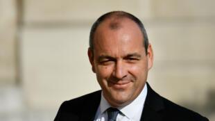 Le Secrétaire général de la CFDT Laurent Berger.