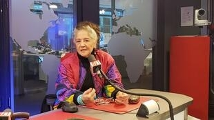 Ione de Medeiros, diretora do grupo Oficcina Multimédia há 35 anos.