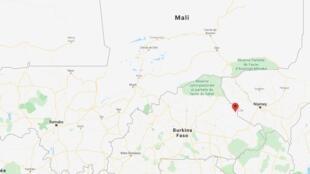 Le village de Pansi se situe à l'est du Burkina, à la frontière avec le Niger.