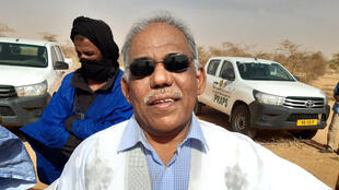 Dr. Mohameden Ould Seyid, délégué régional du Ministère du Développement Rural, coordinateur du PRAPS au niveau de l'Assaba.