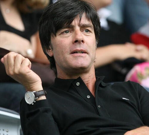 Germany coach Joachim Loew survived the 2018 World Cup disaster in Russia.