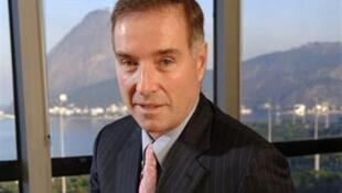 O empresário Eike Batista.