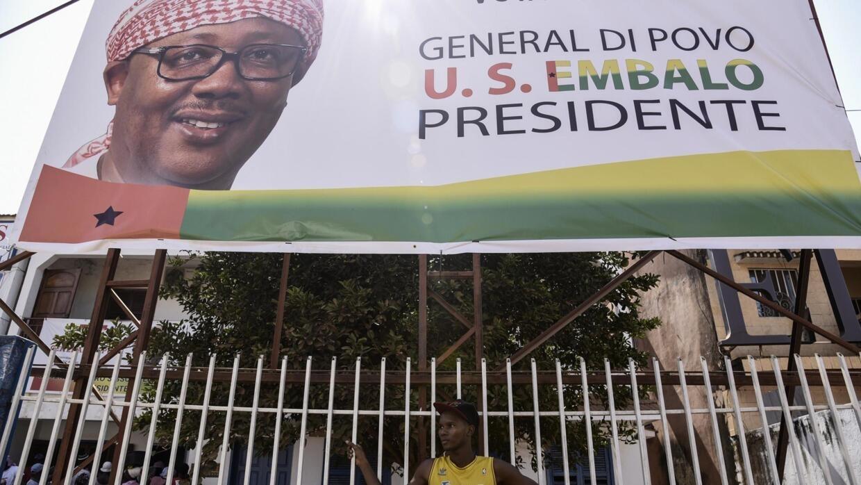 Guinée-Bissau: la victoire d'Umaro Sissoco Embalo à la présidentielle confirmée