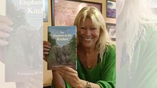 Françoise Malby-Anthony, auteure du livre «Un éléphant dans sa cuisine».