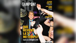 Couverture  du magazine Tampon#7, en kiosque le 30 janvier 2020